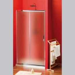 GELCO SG3262 Dveře SIGMA posuvné do sprchy, 120cm, sklo BRICK