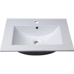 Sapho Keramické umyvadlo SLIM 60 x 16 x 46 cm, nábytkové