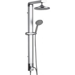 Sapho TOUR sprchový sloup, v. 1100mm, hliník   (SL030)