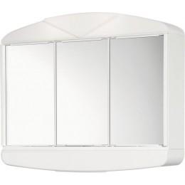 Sapho ARCADE galerka 58x50x15cm, 2x14W, bílá plast ( 411342 )