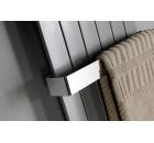 COLONNA držák ručníků, broušená nerez ( IRPA16 )