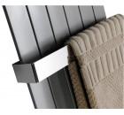 COLONNA držák ručníků, broušená nerez ( IRPA20 )