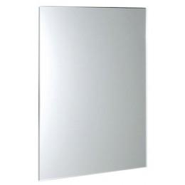 Sapho ACCORD zrcadlo s fasetou 60x80cm, bezpečnostní zakulacené rohy, bez závěsu ( MF441 )