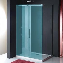 Sapho ALTIS LINE boční stěna 900mm, čiré sklo ( AL6015 )