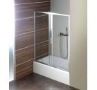 DEEP sprchové dveře 1000x1500mm, čiré sklo ( MD1015 )