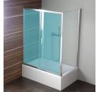 DEEP boční stěna 750x1500 cm, čiré sklo ( MD3115 )