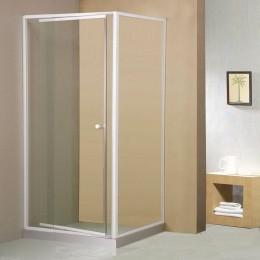 Amico obdelníkový sprchový kout 800(780-100)x900(880) L/P varianta