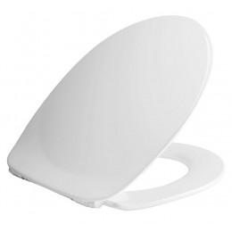Sapho ADELE WC sedátko SLIM Soft Close, duroplast, bílá