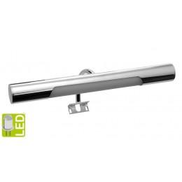 ANDREA LED svítidlo, 3W, 284mm, chrom (E26277CI)