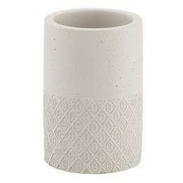 Sapho AFRODITE sklenka na postavení, cement