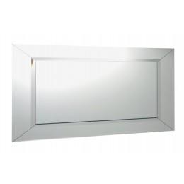 Sapho ARAK zrcadlo s lištami a fazetou 100x50cm