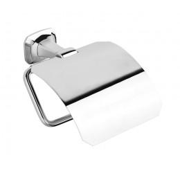 Sapho AIDA držák toaletního papíru s krytem, chrom