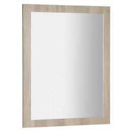 Sapho AMIA zrcadlo v rámu 600x800x28mm, dub Texas
