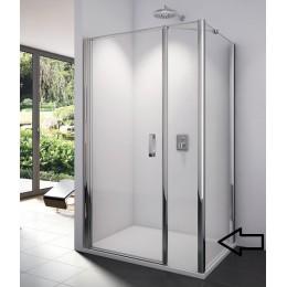 SWING-LINE boční stěna pro dveře v 90°, na straně pevné stěny